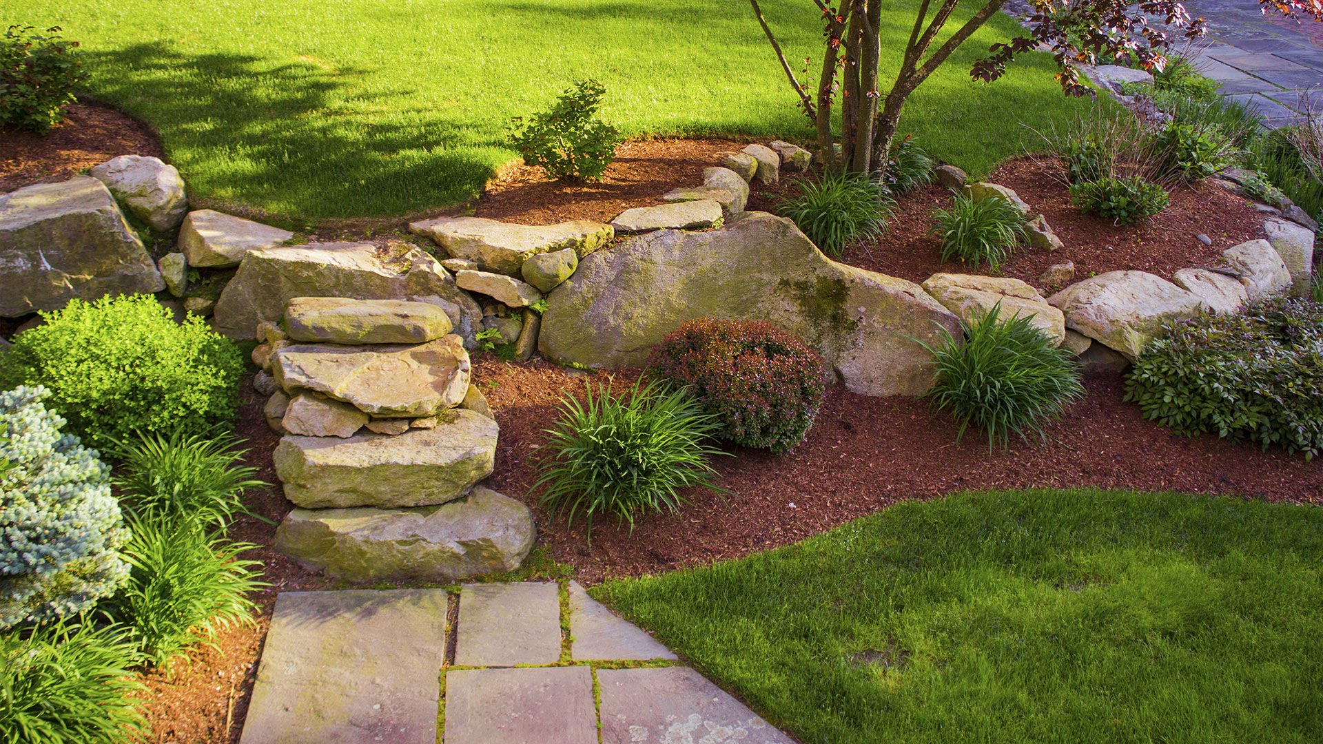 Back To Earth Landscaping Landscaping, Yard Maintenance and Hardscaping slide 3