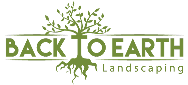 Back To Earth Landscaping's Logo
